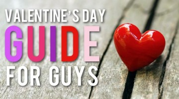 Valentine Guide for Guys - (cool) progeny