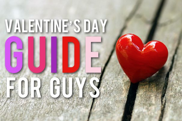 Valentine's Day Guide for Guys - (cool) progeny