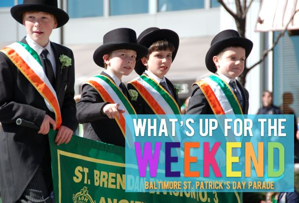 Kid-Friendly Baltimore Events - March 8-10