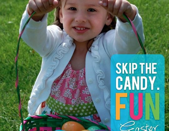 No Candy Easter Basket Ideas - (cool) progeny