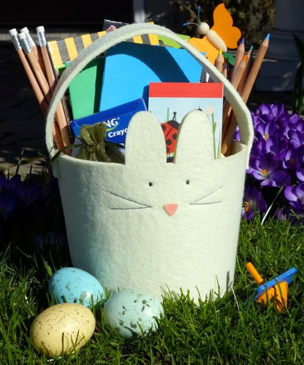Eco Easter Basket - (cool) progeny
