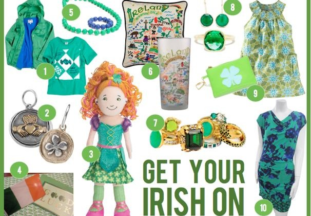 Get Your Irish On -- (cool) progeny