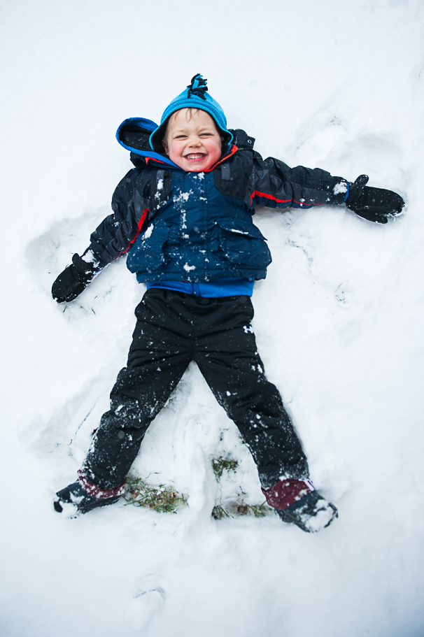 how to take pictures in the snow - (cool) progeny
