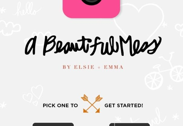 A Beautiful Mess App - (cool) progeny