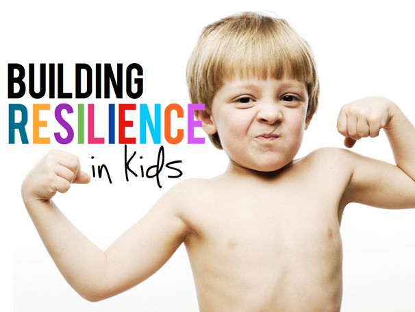 Building <b>Resilience</b> in <b>Kids</b> - (cool) progeny
