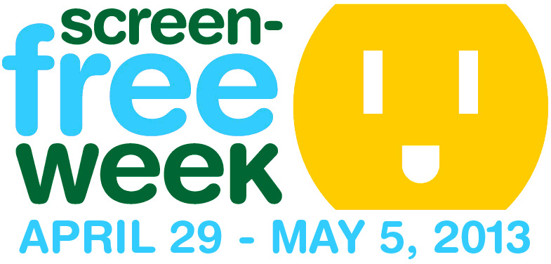 Screen Free Week 2013