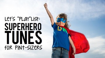 Superhero Playlist - (cool) progeny
