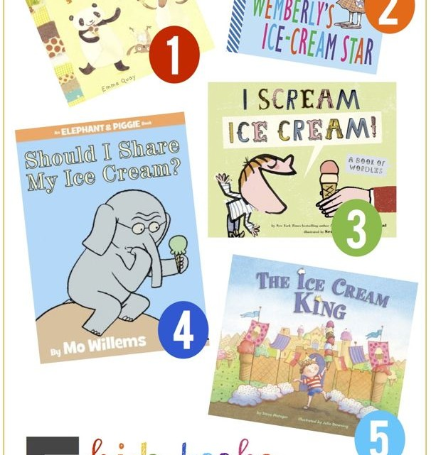 5 Kids Books That Celebrate Ice Cream - (cool) progeny