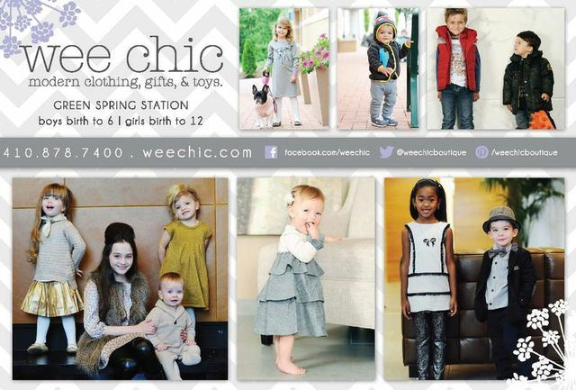 Wee Chic Ad Possibility