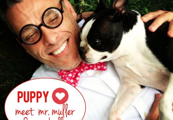 Meet Mr. Muller and Mirabelle - (cool) progeny