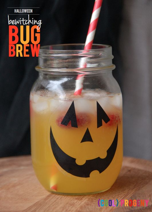 How to Make Bug Brew: Halloween Mocktail, (cool) progeny