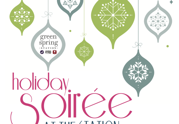 Holiday Soiree at the Station - (cool) progeny