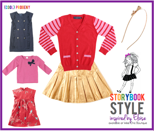 Storybook Style: Inspired by Eloise - (cool) progeny