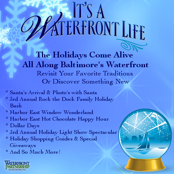 It's a Waterfront Life 2013 - (cool) progeny