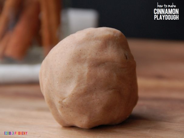Cinnamon Play Dough Recipe - (cool) progeny