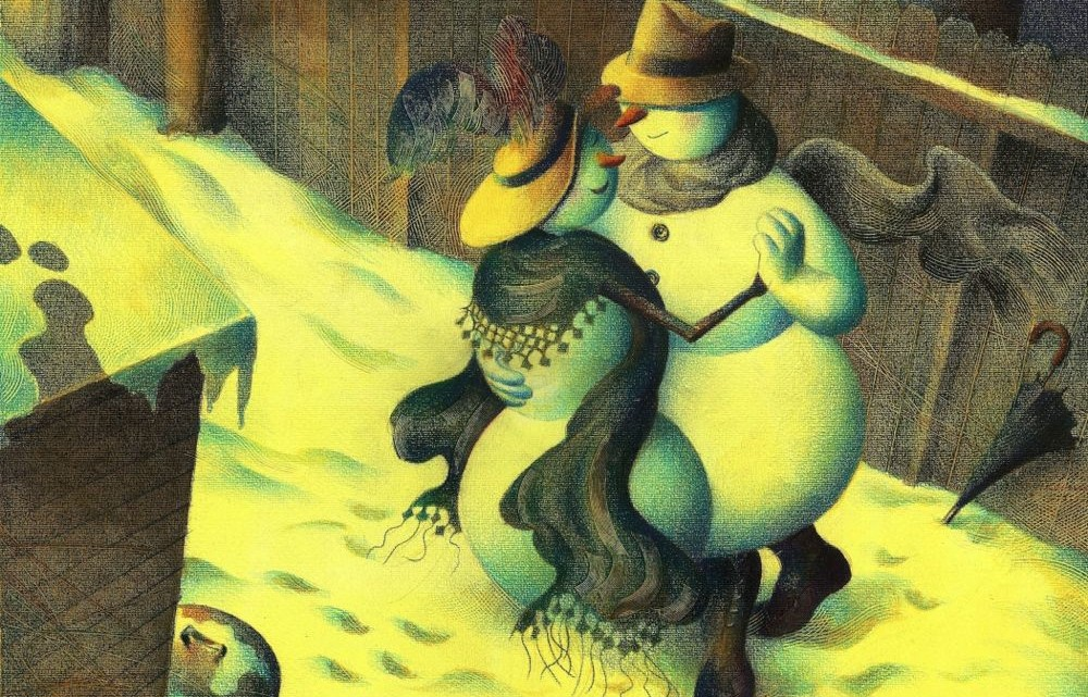 Beyond Words: The Artistry of Illustrated Children's Books Exhibit at McDaniel College - (cool) progeny