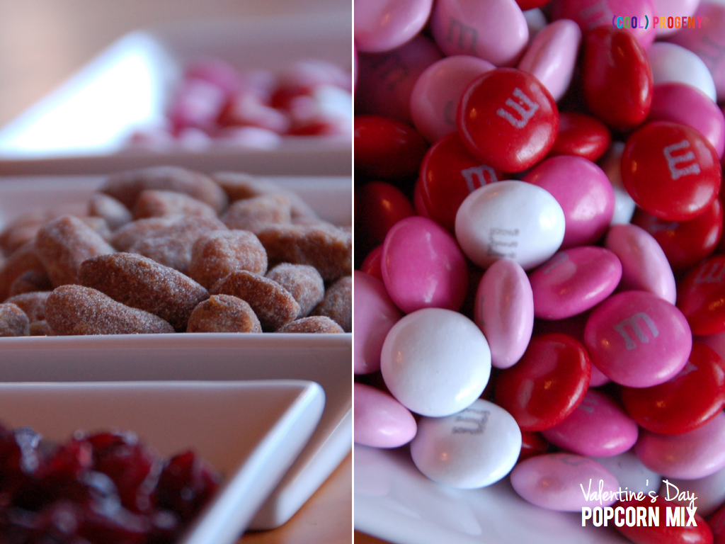 Valentine's Day Popcorn Mix - (cool) progeny