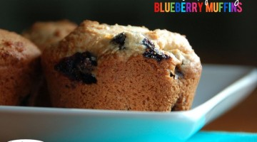 Sunday Morning Blueberry Muffins - (cool) progeny