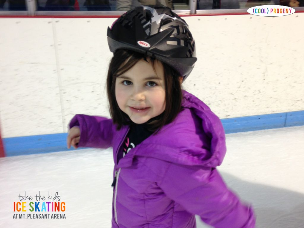 Ice Skating with Kids in Baltimore - (cool) progeny