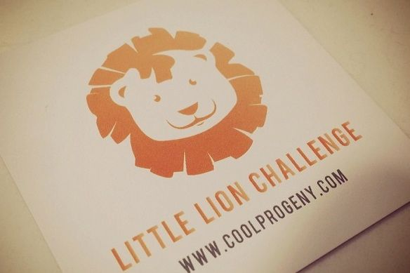 Little Lion Challenge Day 2014 - (cool) progeny