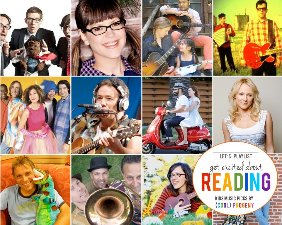 Cool Kid Music: Reading Playlist - (cool) progeny