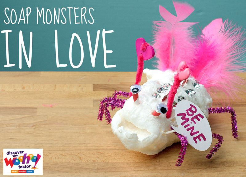 Soap Monsters in Love