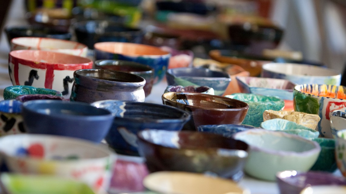 Empty Bowls - Baltimore Family Events - (cool) progeny
