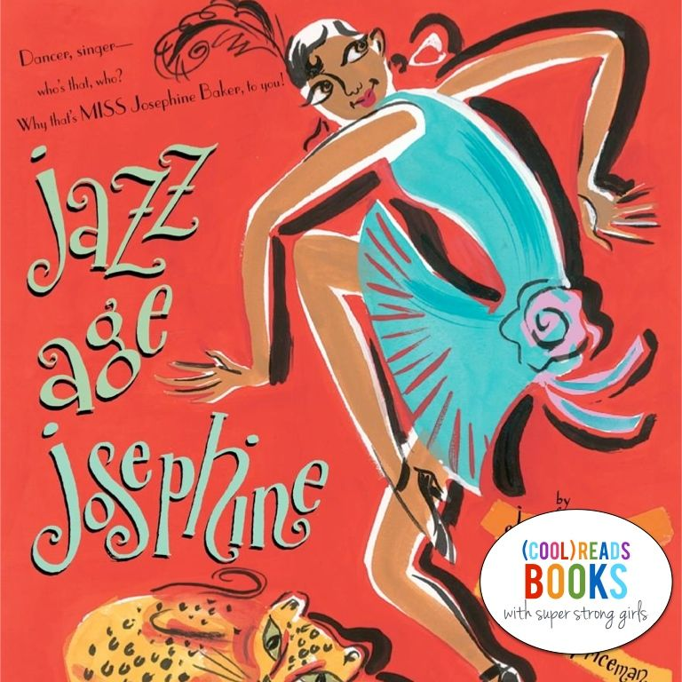 (cool) reads with strong girls: Jazz Age Josephine - (cool) progeny