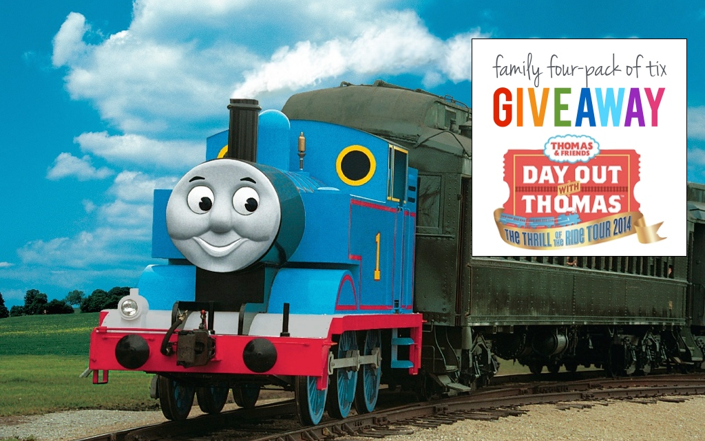 Day Out with Thomas Giveaway - (cool) progeny