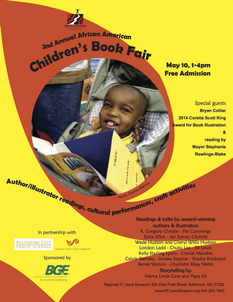 African American Children's Book Fair - (cool) progeny