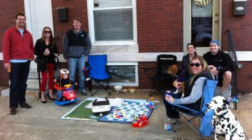 Stooping in Canton - (cool) progeny