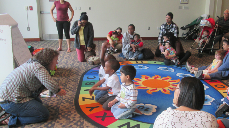 Baltimore Bilingual Story Times - (cool) progeny