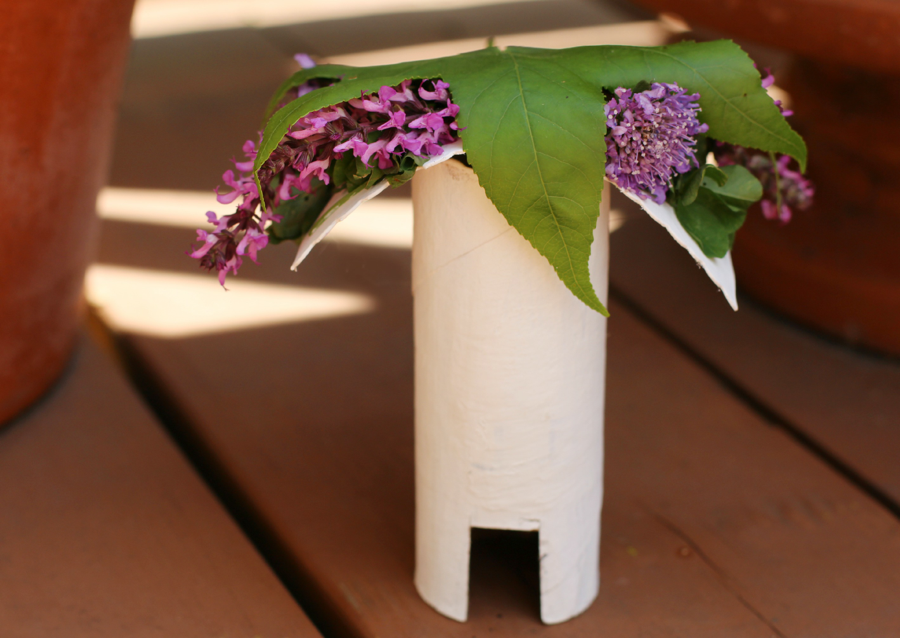 Fairy House Craft for Kids - (cool) progeny