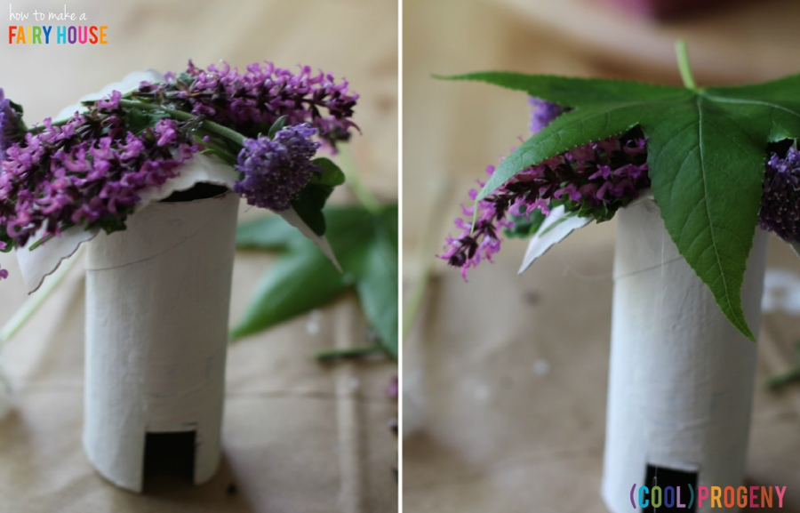 How to Make a Fairy House - (cool) progeny