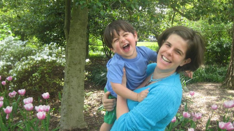 Baltimore Moms Climb Out of the Darkness - (cool) progeny