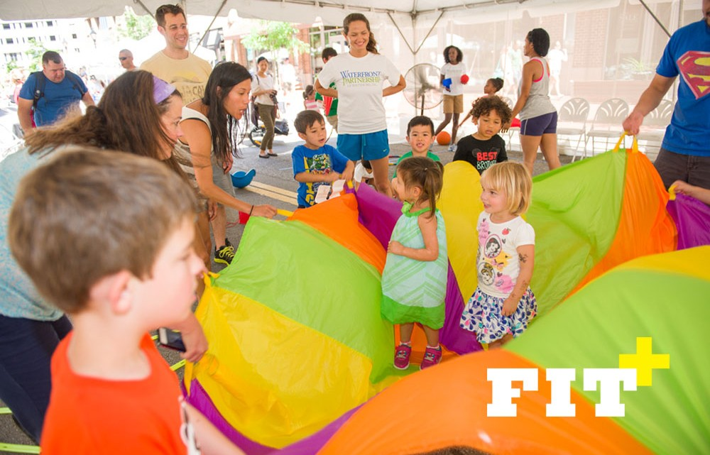 Kid-Friendly Fun at Harbor East's Fit+ - (cool) progeny