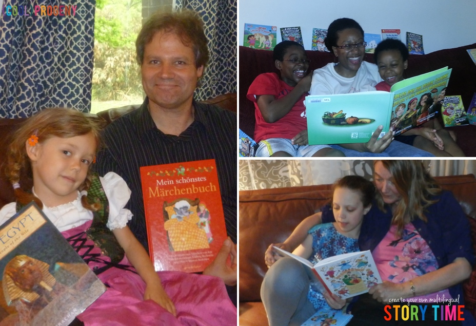 How To Create Your Own Multilingual Story Time at Home - (cool) progeny