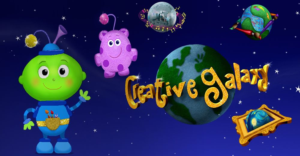 Creative Galaxy, Co-Viewing and the Arts in Preschool Media - An Interview with Angela Santomero