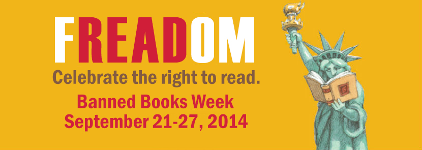Banned Books Week - (cool) progeny