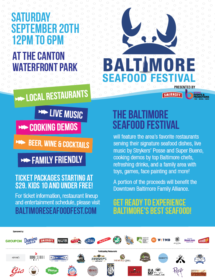 Baltimore Seafood Festival - (cool) progeny