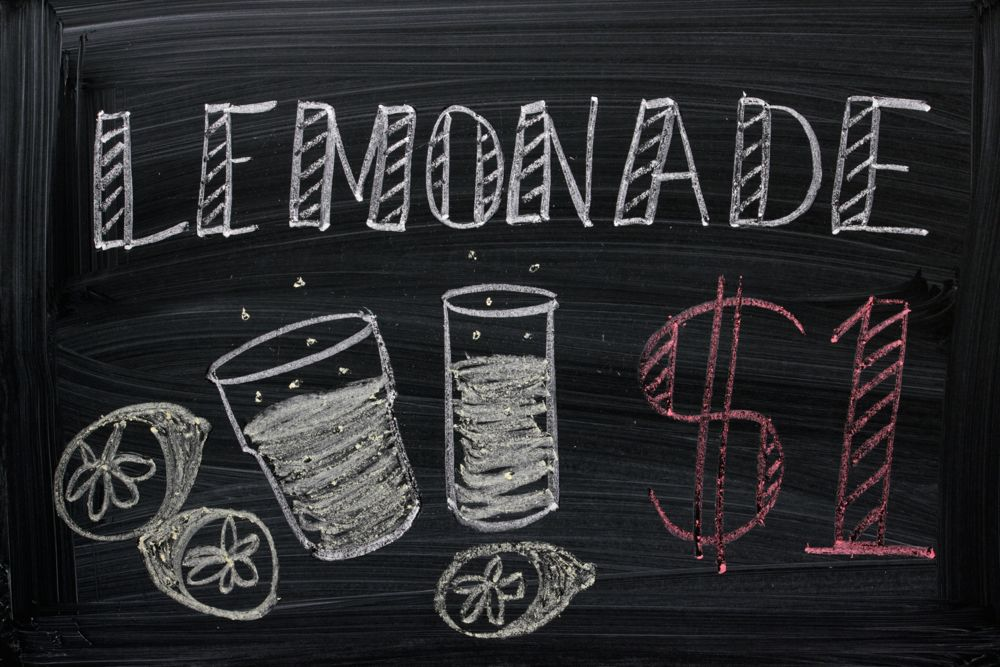 How to Host a Lemonade Stand for Charity - (cool) progeny #littlelionchallenge