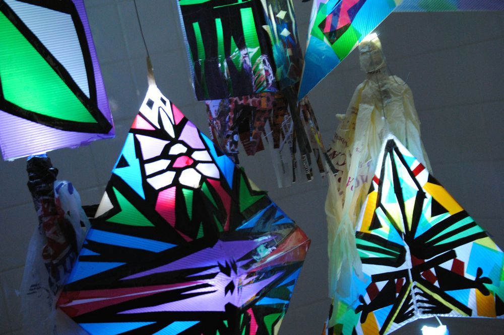 baltimore kids activities: lantern making at the creative alliance