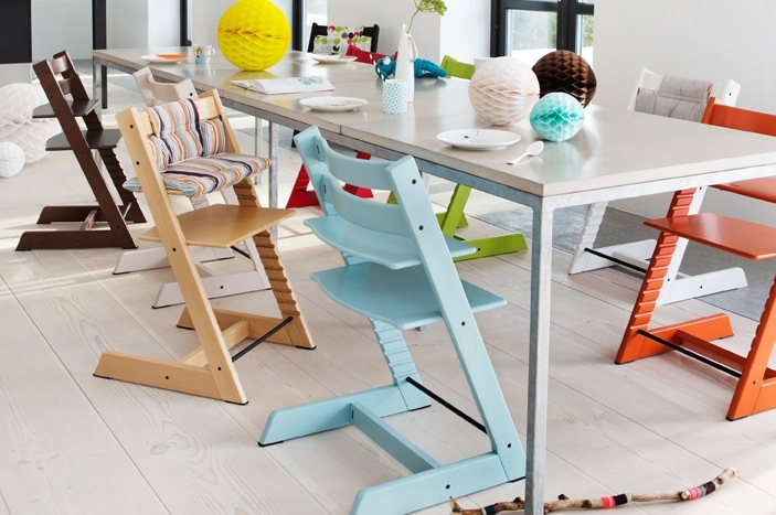 Favorite Things #Giveaway! Stokke Tripp Trapp - (cool) progeny
