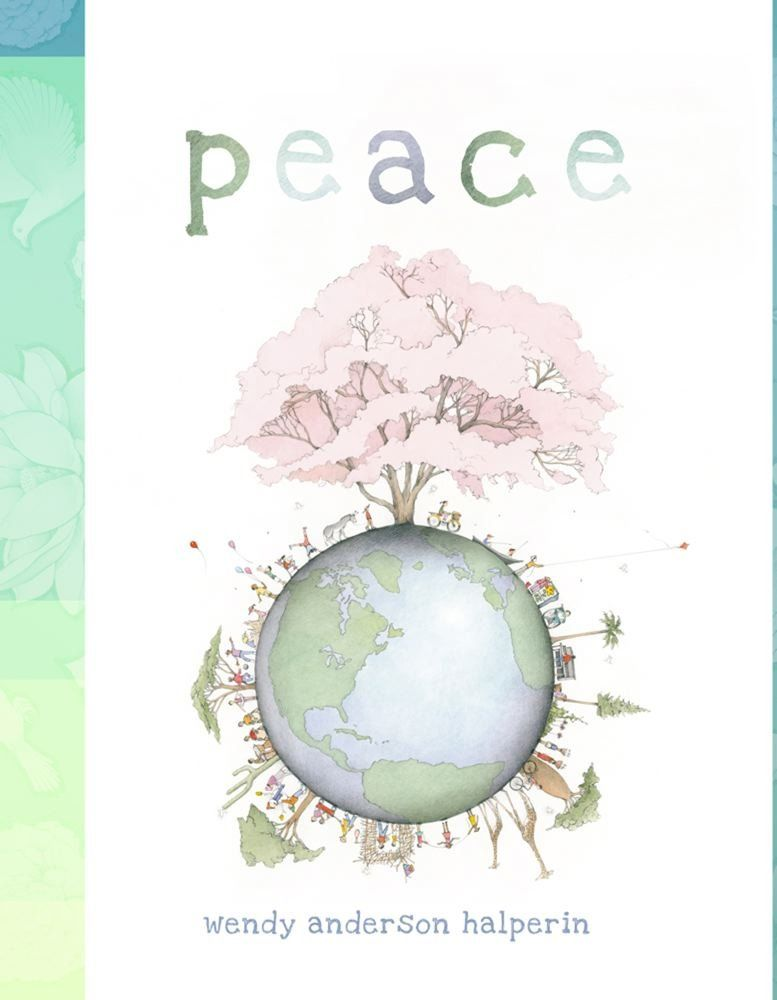Books that Celebrate Kindness - Peace; (cool) progeny