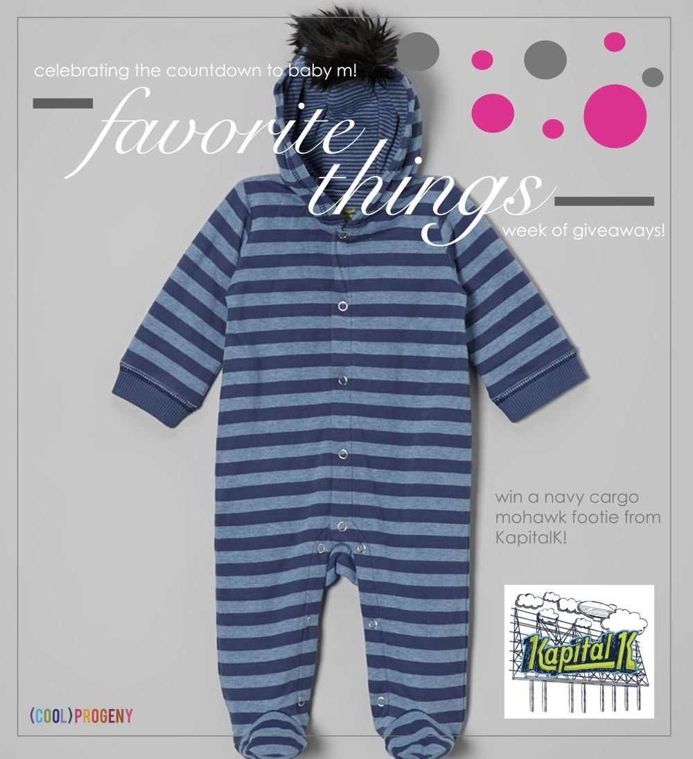 Favorite Things #Giveaway! KapitalK Outfit - (cool) progeny