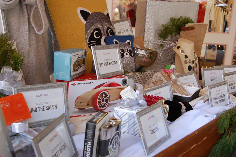 2014 Baltimore Holiday Gift Guide: Gifts from Green Spring Station - (cool) progeny