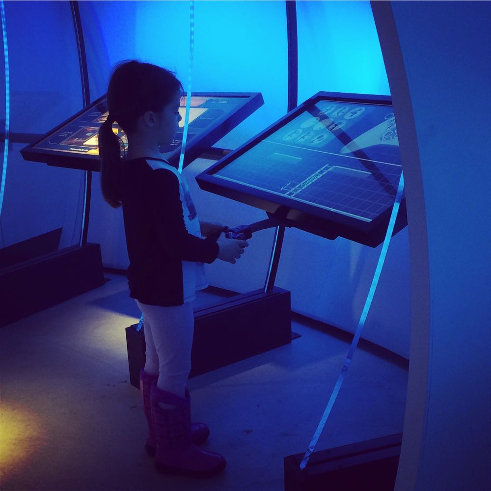 Video Game Wizards at the Baltimore Museum of Industry - (cool) progeny