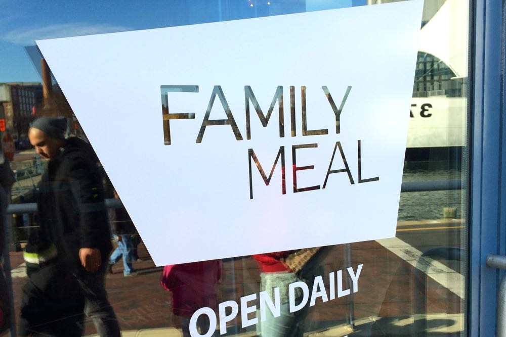 kid-friendly dining in baltimore: volt family meal - (cool) progeny