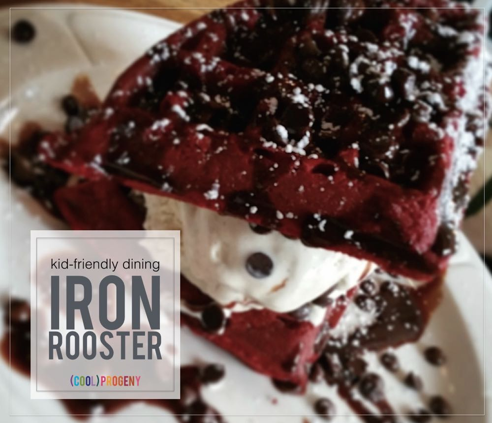 Kid-Friendly Dining: Iron Rooster Annapolis, MD - (cool) progeny #coolprogeny