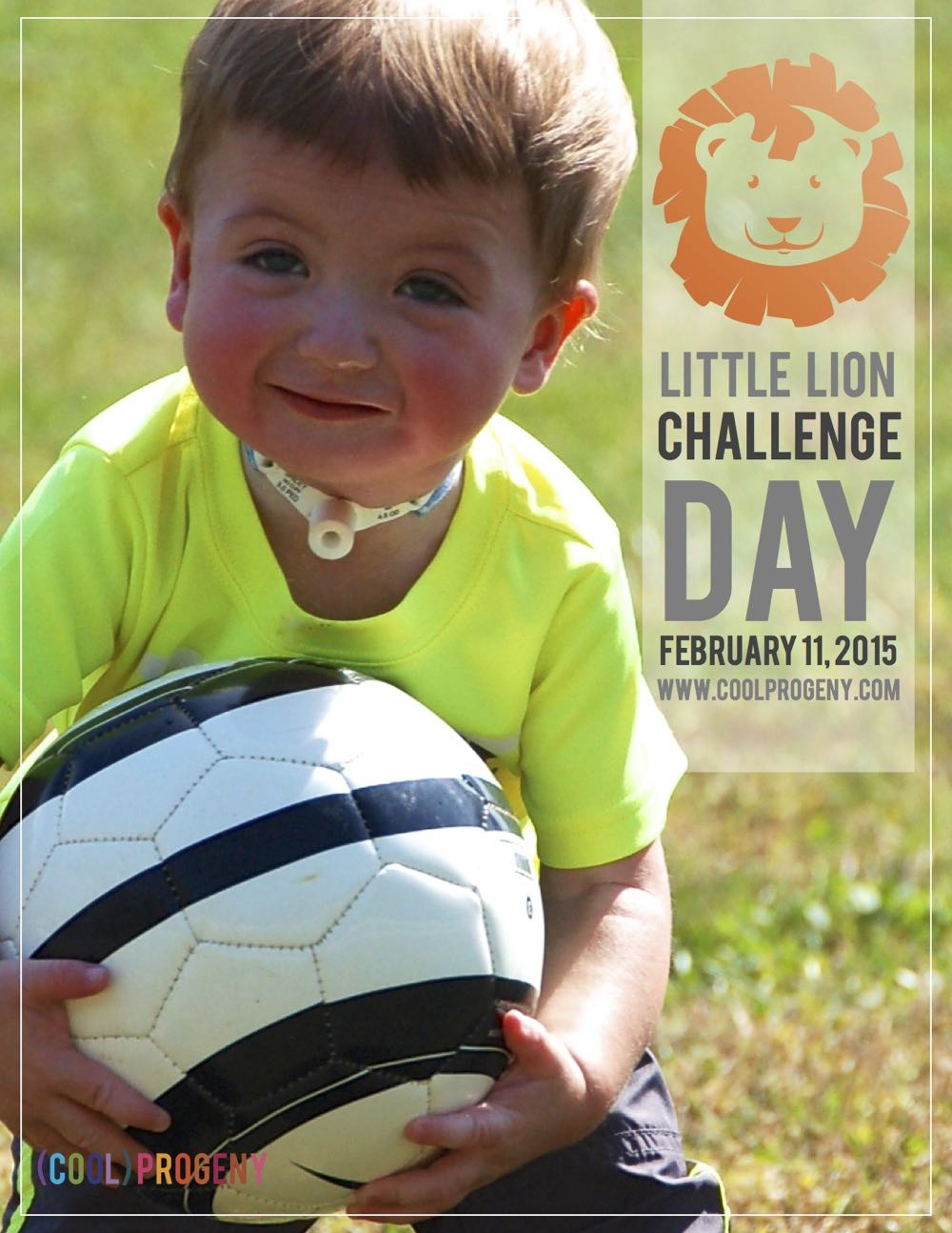 Little Lion Challenge Day 2015 - (cool) progeny
